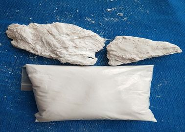 White Color 100% Pure Sepiolite Mineral Strong Adsorbtion High Performance